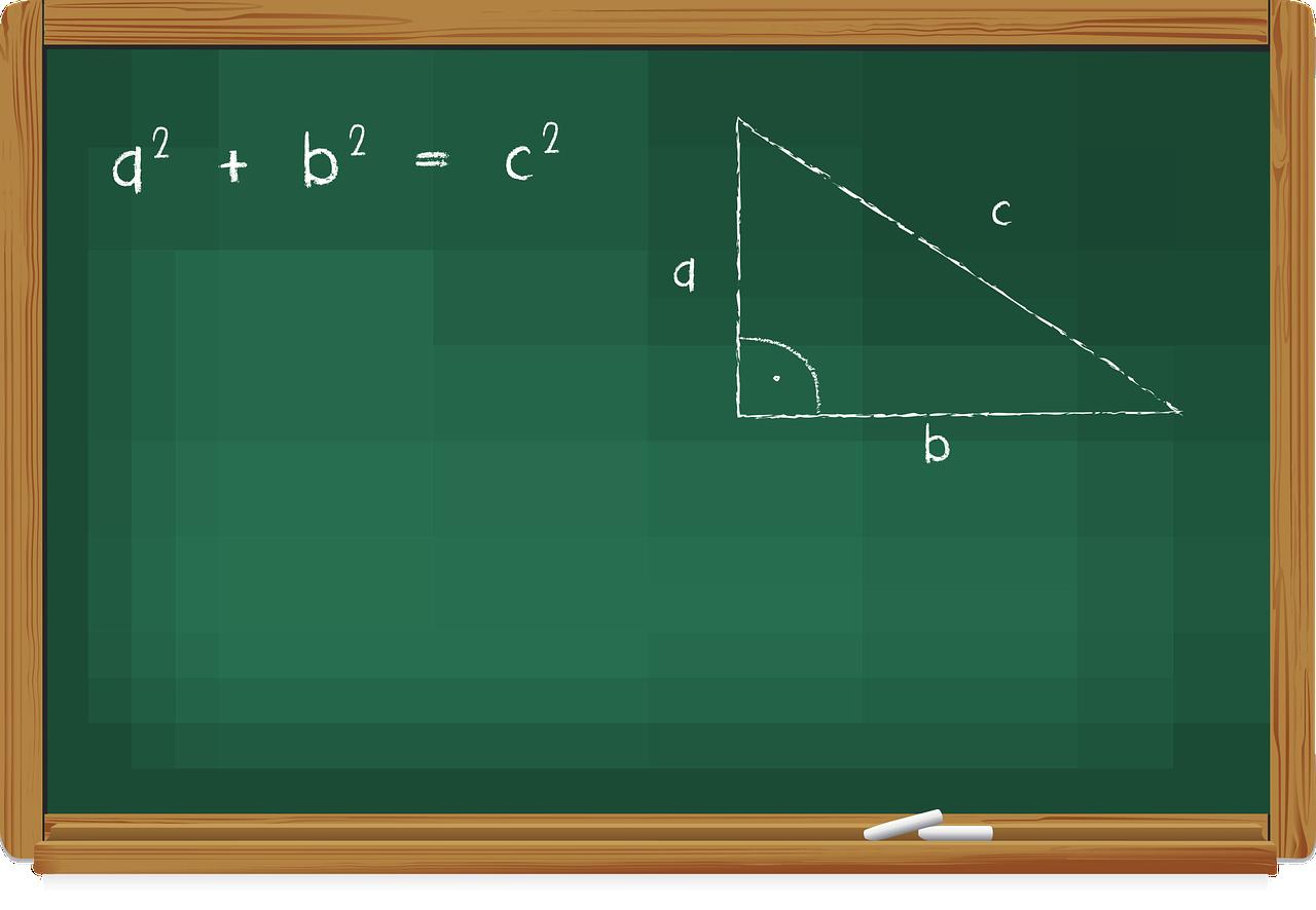 blackboard, teaching, chalk